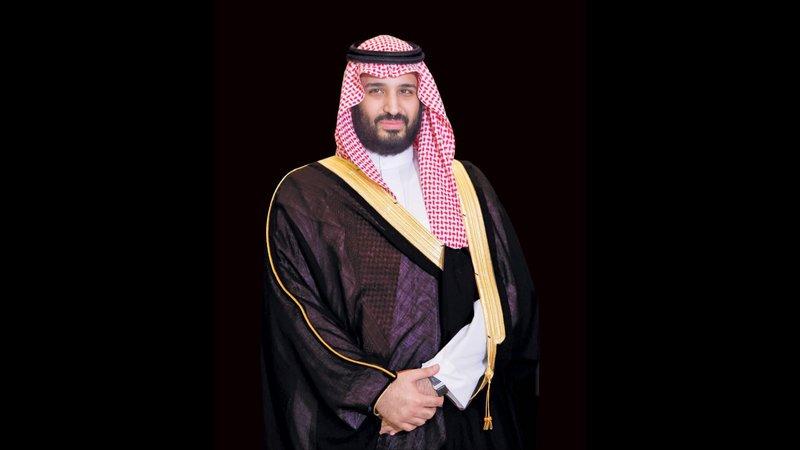 سمو الأمير محمد بن سلمان يعزي
