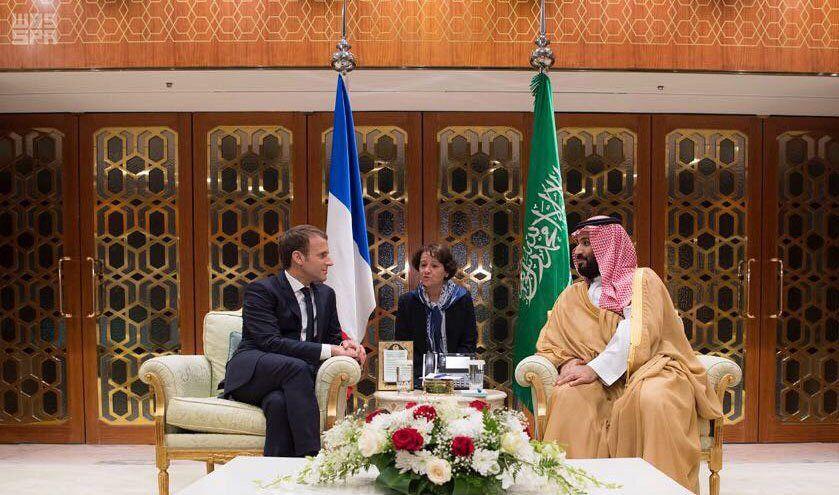 الأمير محمد بن سلمان يزور باريس قريبا