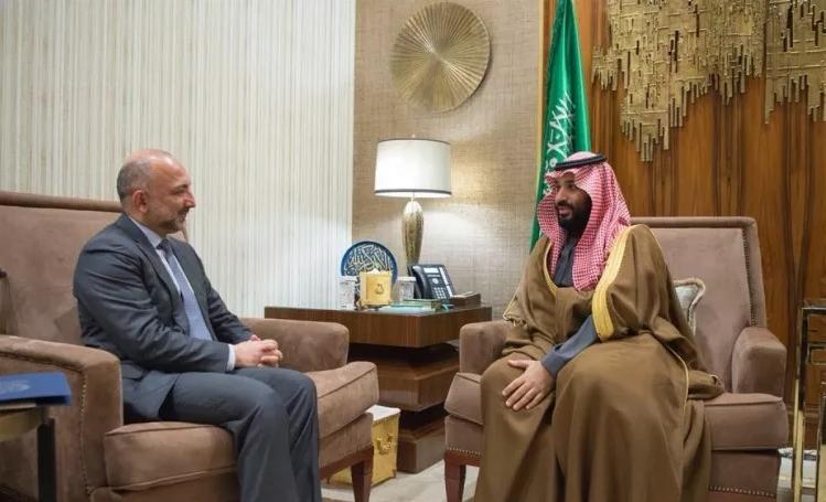 الأمير محمد بن سلمان إلتقي