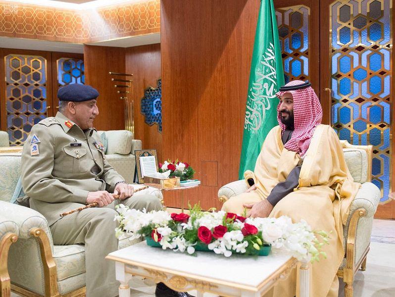 الأمير محمد بن سلمان يلتقي