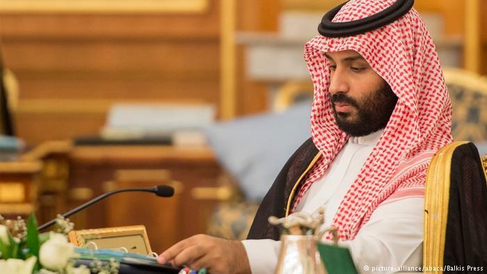 سمو ولي العهد السعودي