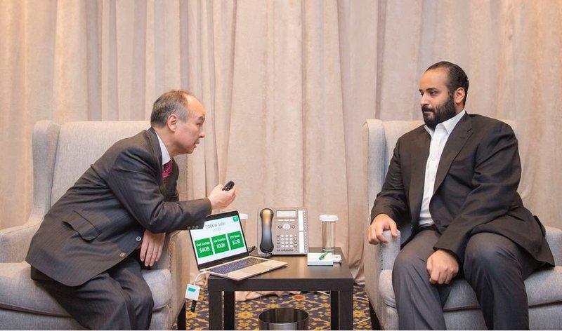 الأمير محمد بن سلمان في نيويورك