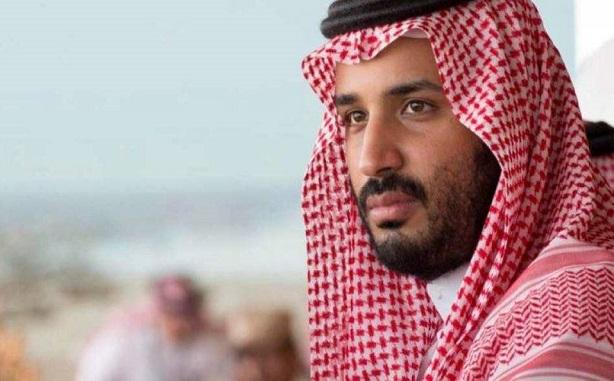 الأمير محمد بن سلمان يبعث