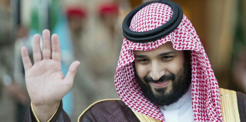 الأمير محمد بن سلمان يزور الجامع الأزهر