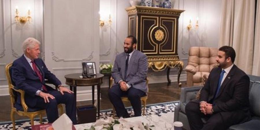 زيارة محمد بن سلمان لأمريكا