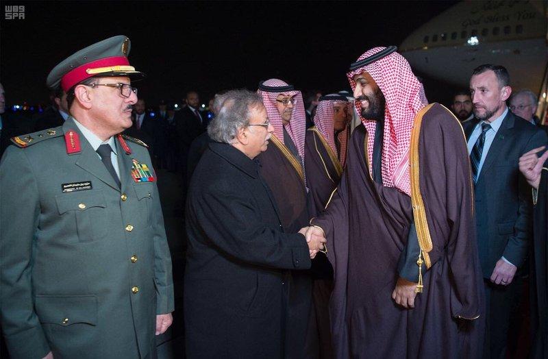 زيارة محمد بن سلمان لامريكا