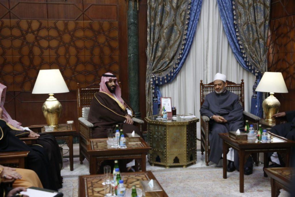 زيارة محمد بن سلمان لمصر