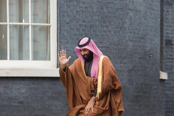 محمد بن سلمان يزور بريطانيا
